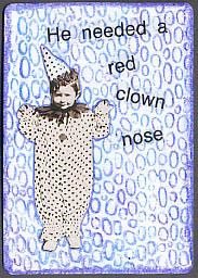 Clowncard