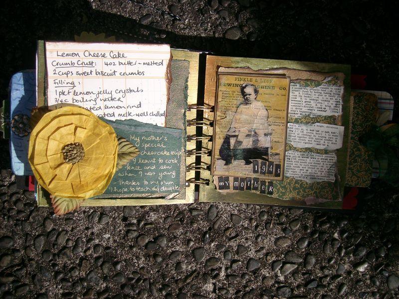 Scrapbook layouts 004